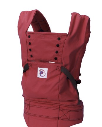 ERGOBABY嬰兒背帶 ERGObaby Sport Baby Carrier, Red