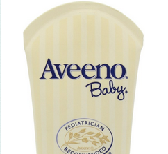 Aveeno寶寶系列燕麥24小時舒緩保濕乳霜Aveeno Baby Soothing Relief Moisture Cream, Fragrance Free, 8-Ounce Tube